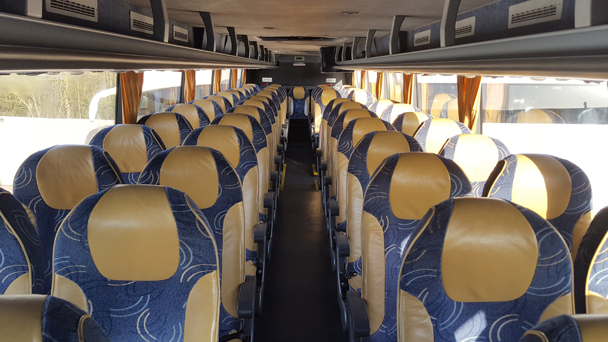 Coach Hire Northamptonshire