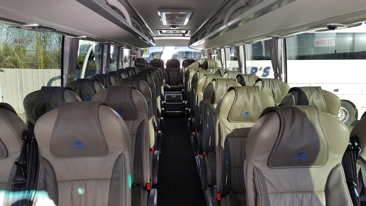 Coach Hire Daventry