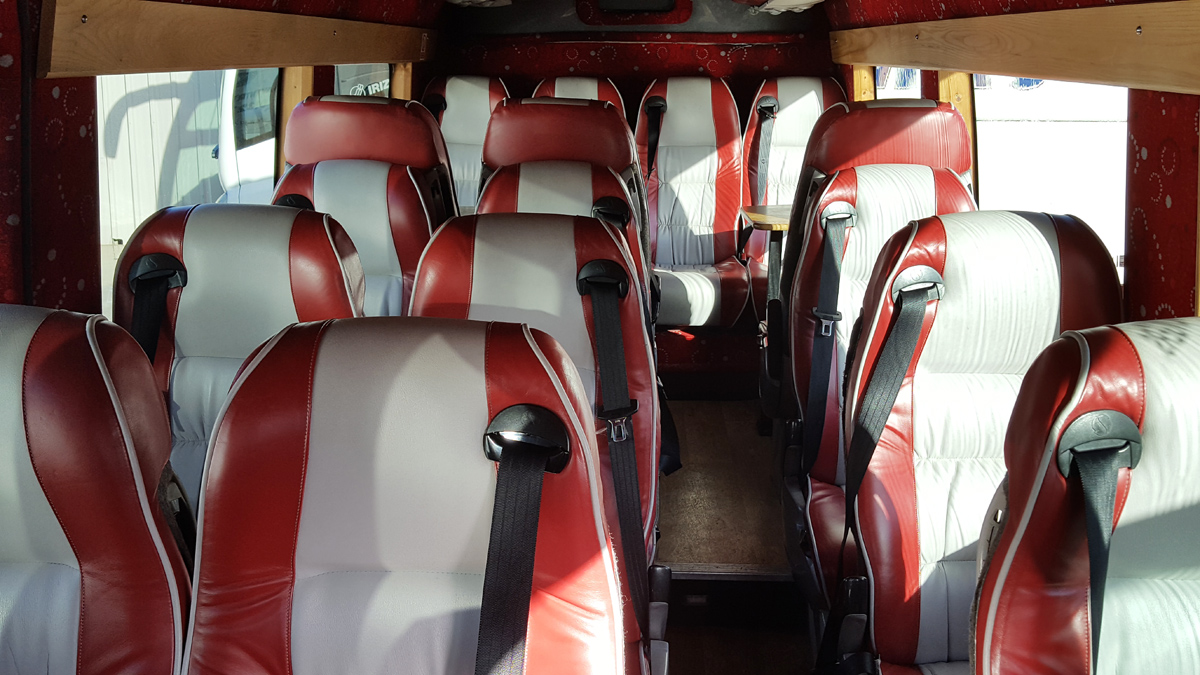 Mini Bus Hire Daventry