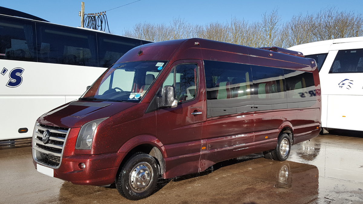 Mini Bus Hire Northampton